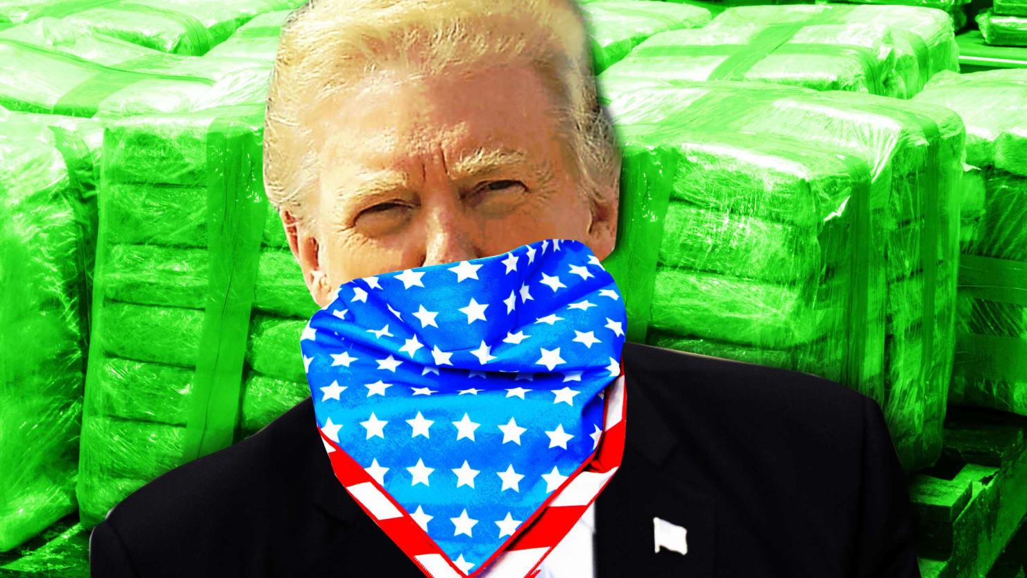 Inside Trump's Disastrous 'Secret' Drug War Plans for Central America