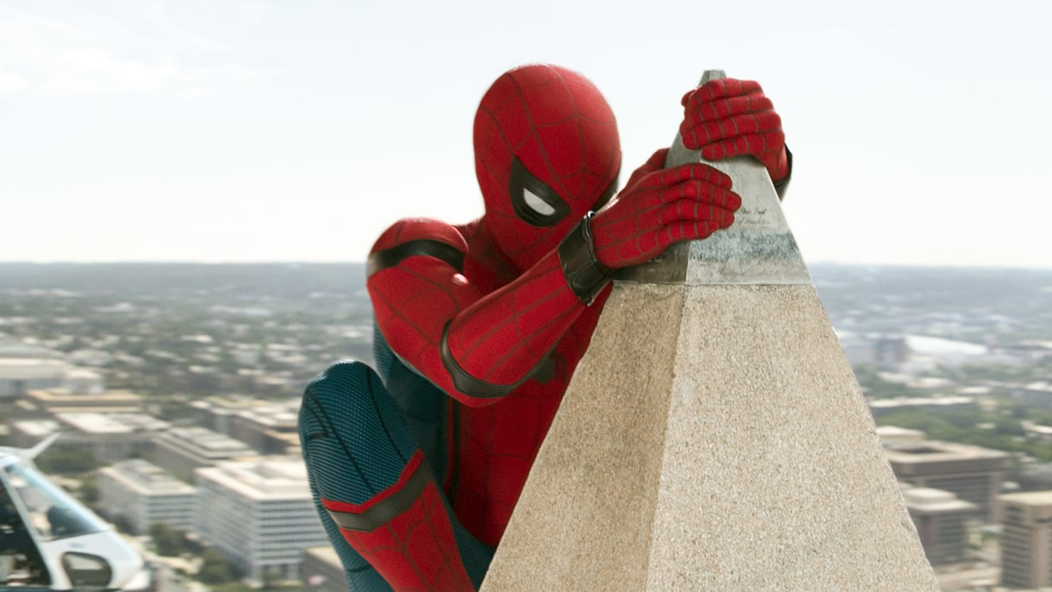 D And D Trailers >> 'Spider-Man: Homecoming' and the Problem With Marvel's Movie Formula