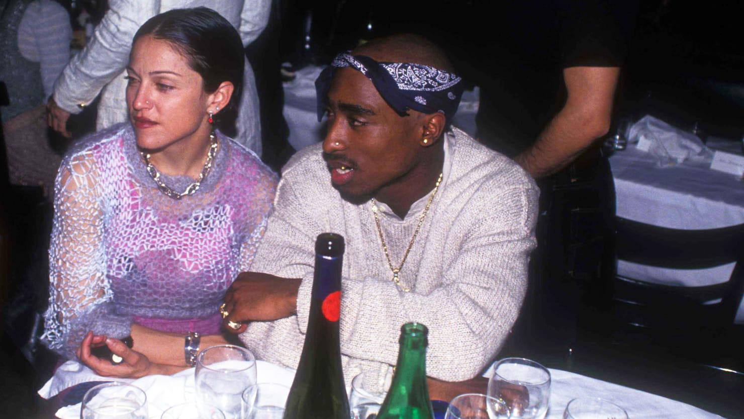 who was tupac dating before death