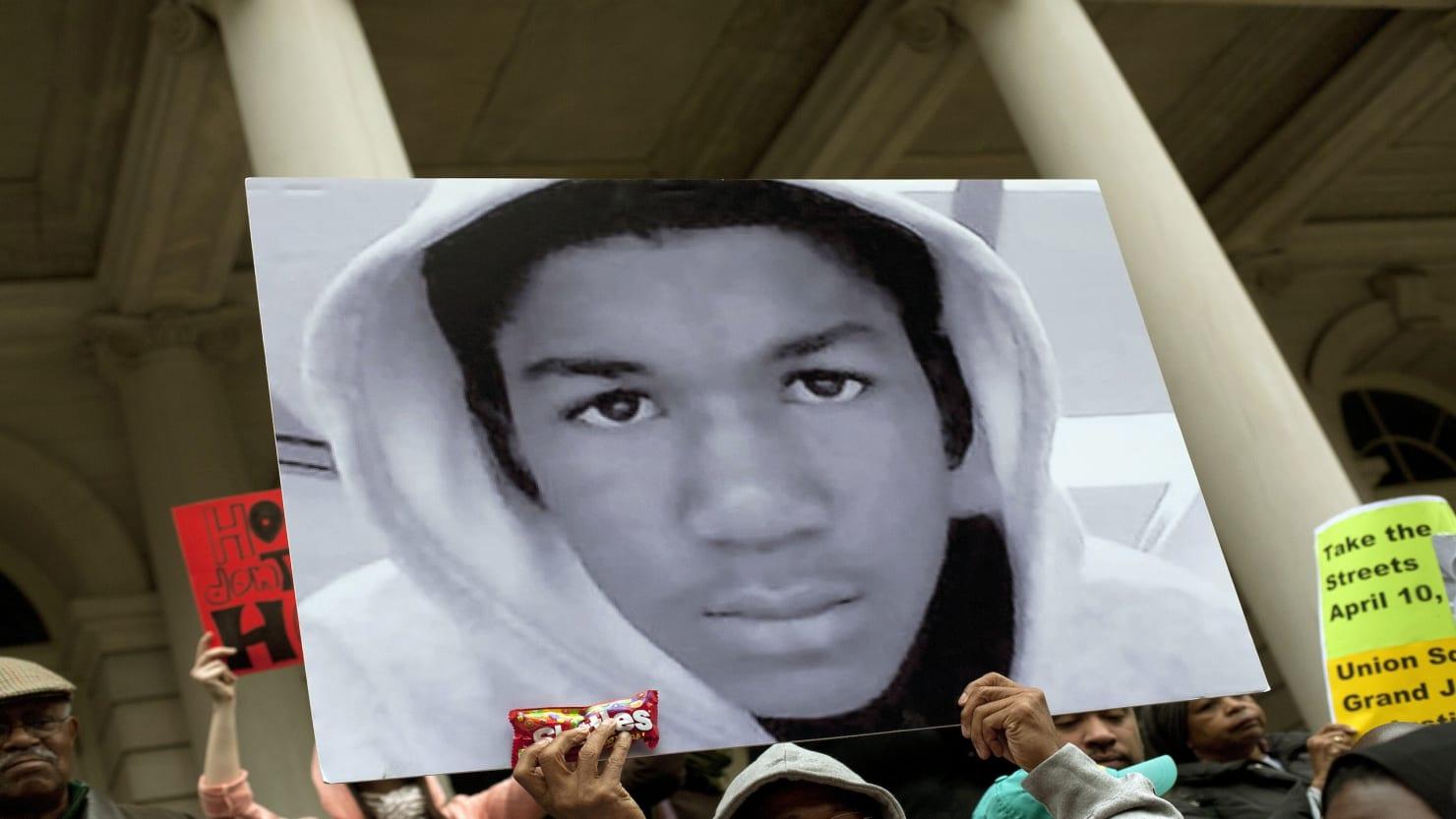 night trayvon martin died - HD1480×833
