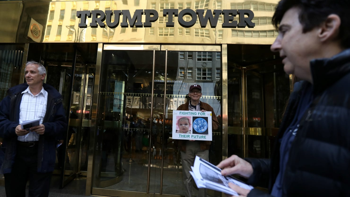 Report Secret Service Leaves Trump Tower After Price