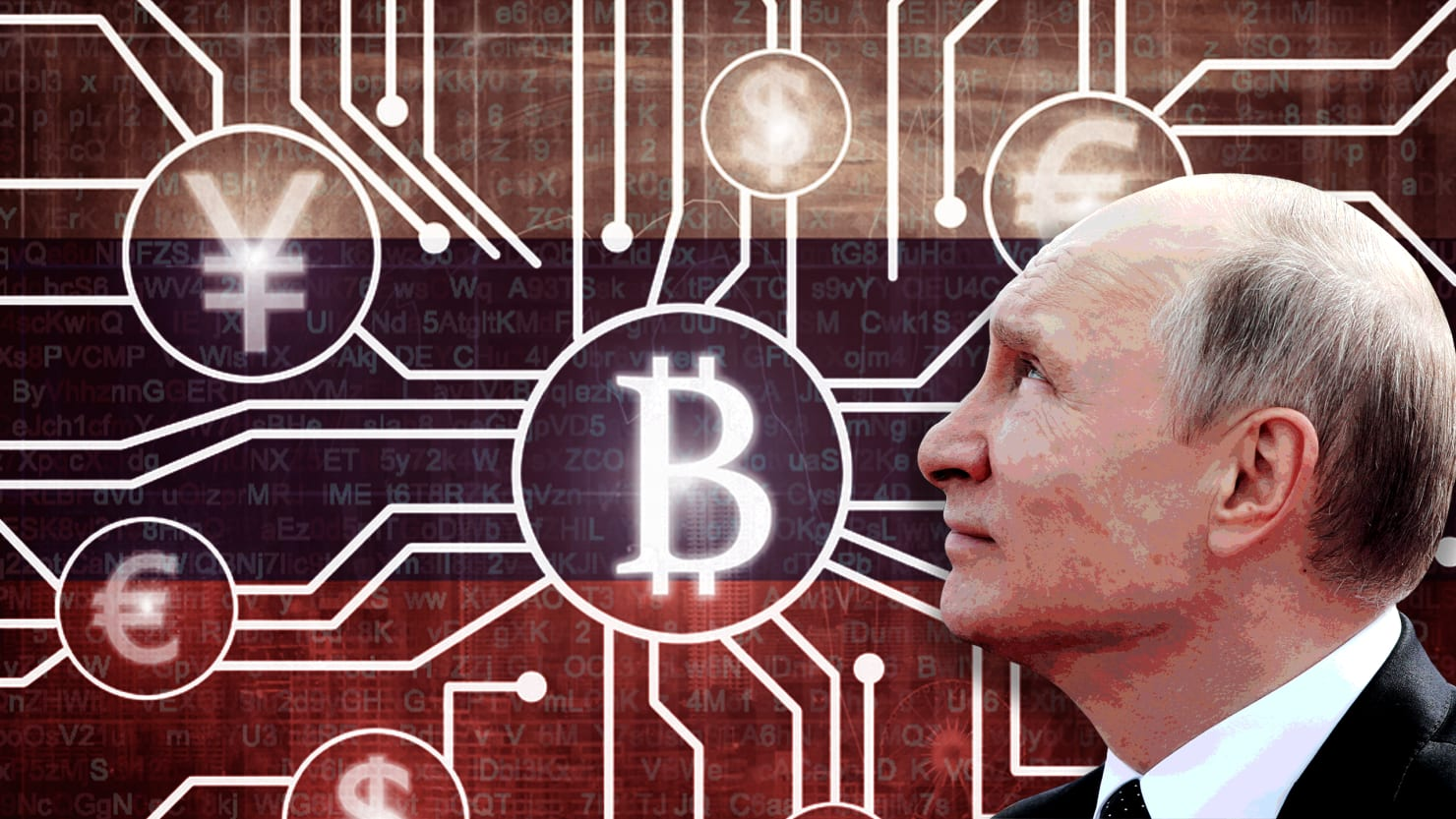 Why Is the Kremlin Suddenly Obsessed With Cryptocurrencies?