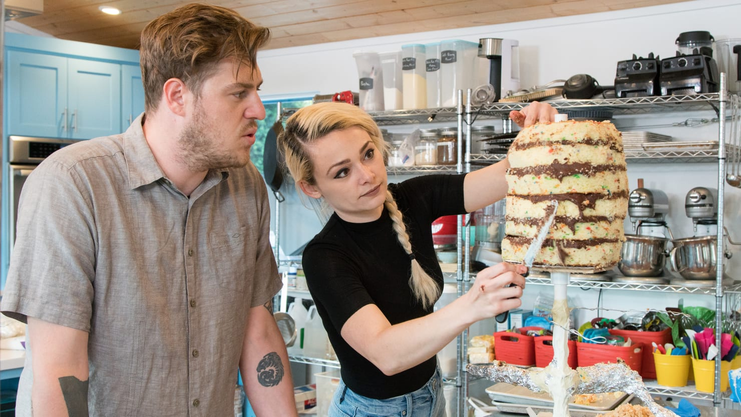 Austin Bakery On Food Network
