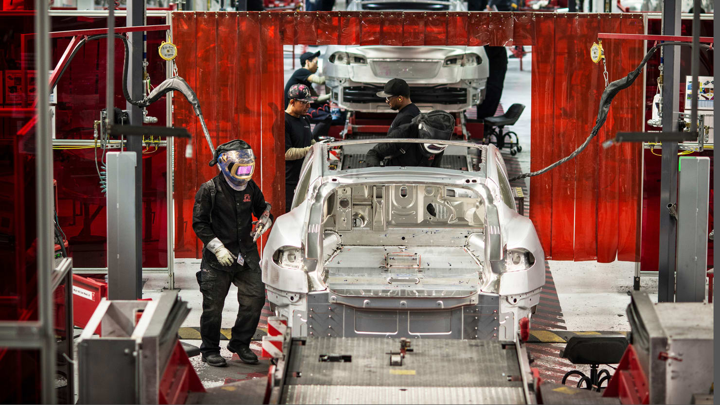 High End Cars >> Workers: Building Teslas for Elon Musk Is Hell