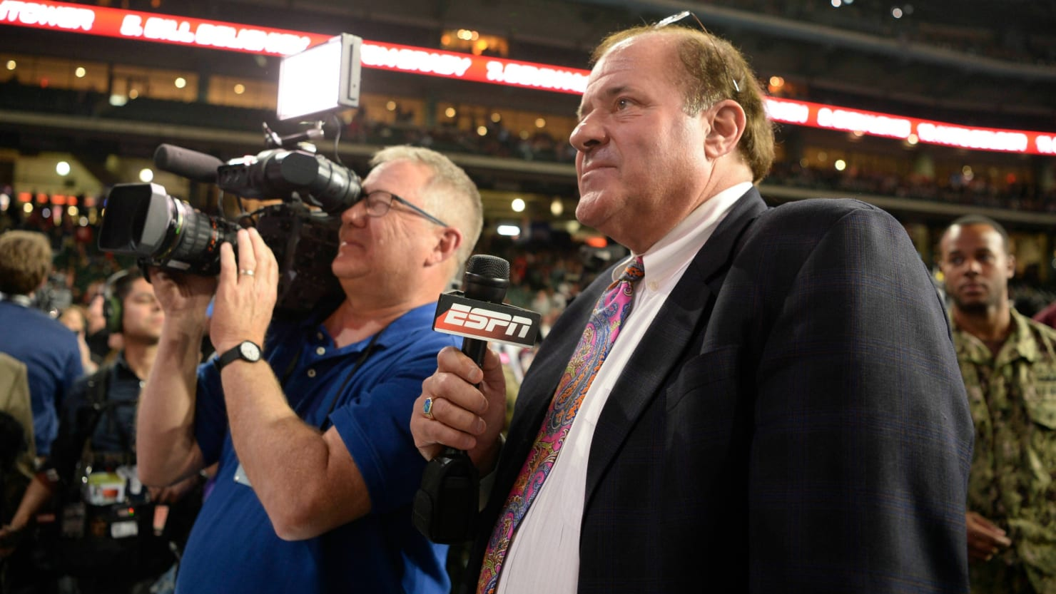 Officials Probe Restaurant Where Chris Berman's Wife Ate Before