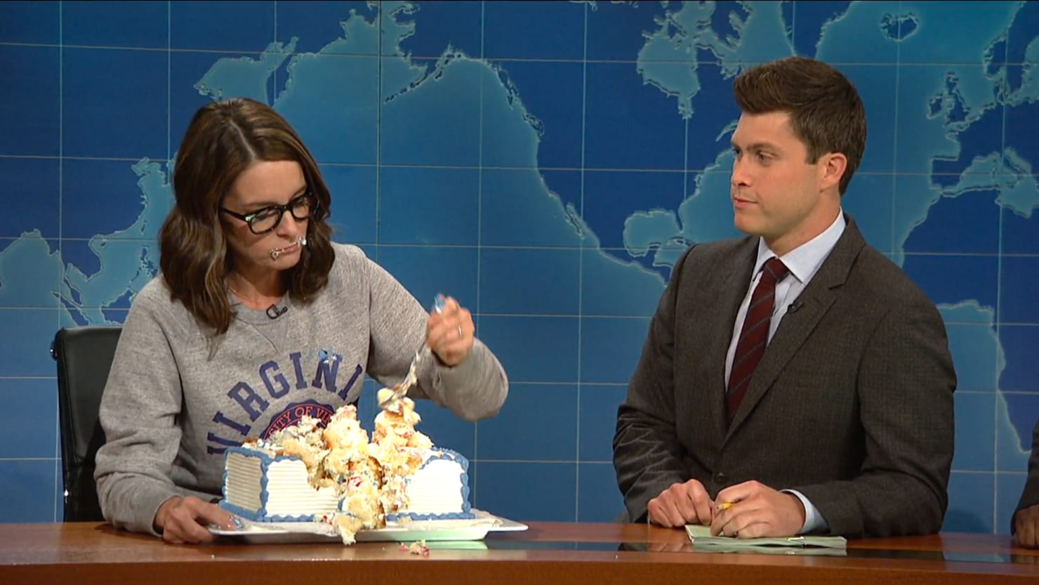 Tina Fey's 'Eat Cake' Strategy After Charlottesville Is Bad Advice