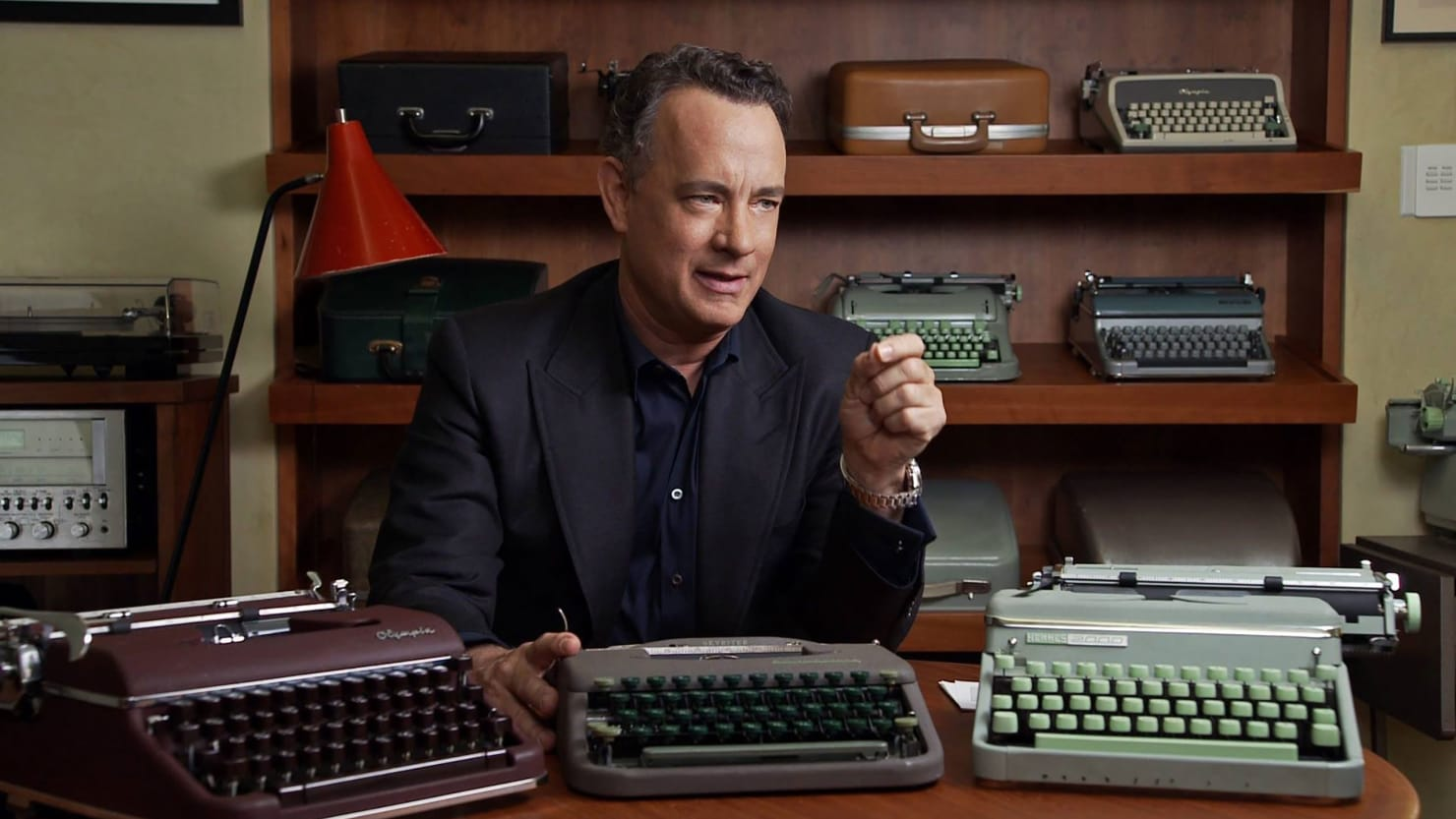 Why Tom Hanks Loves Typewriters—And You Should Too