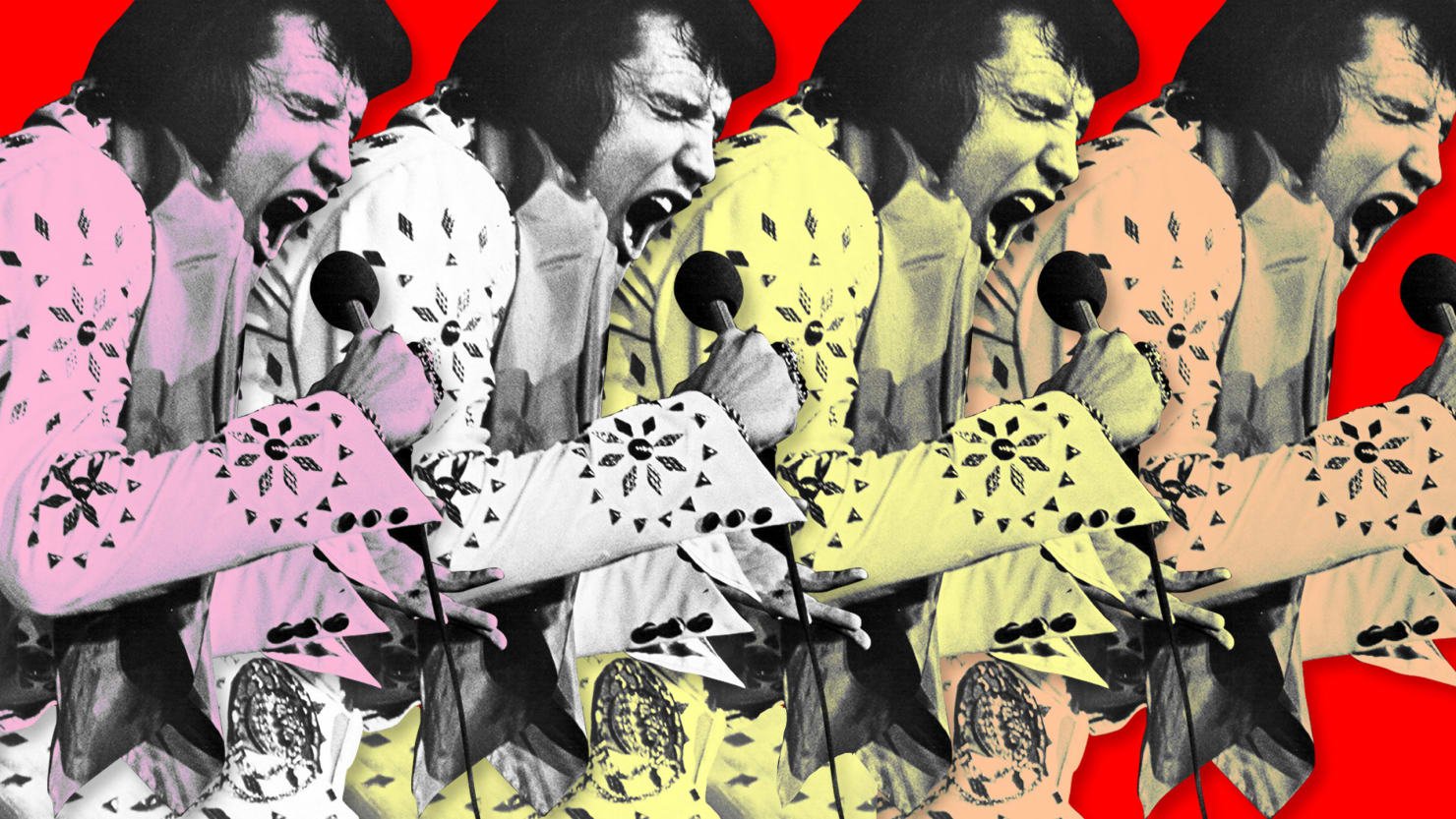 Elvis 40 Years On: The King Is Dead—Long Live What's His Name