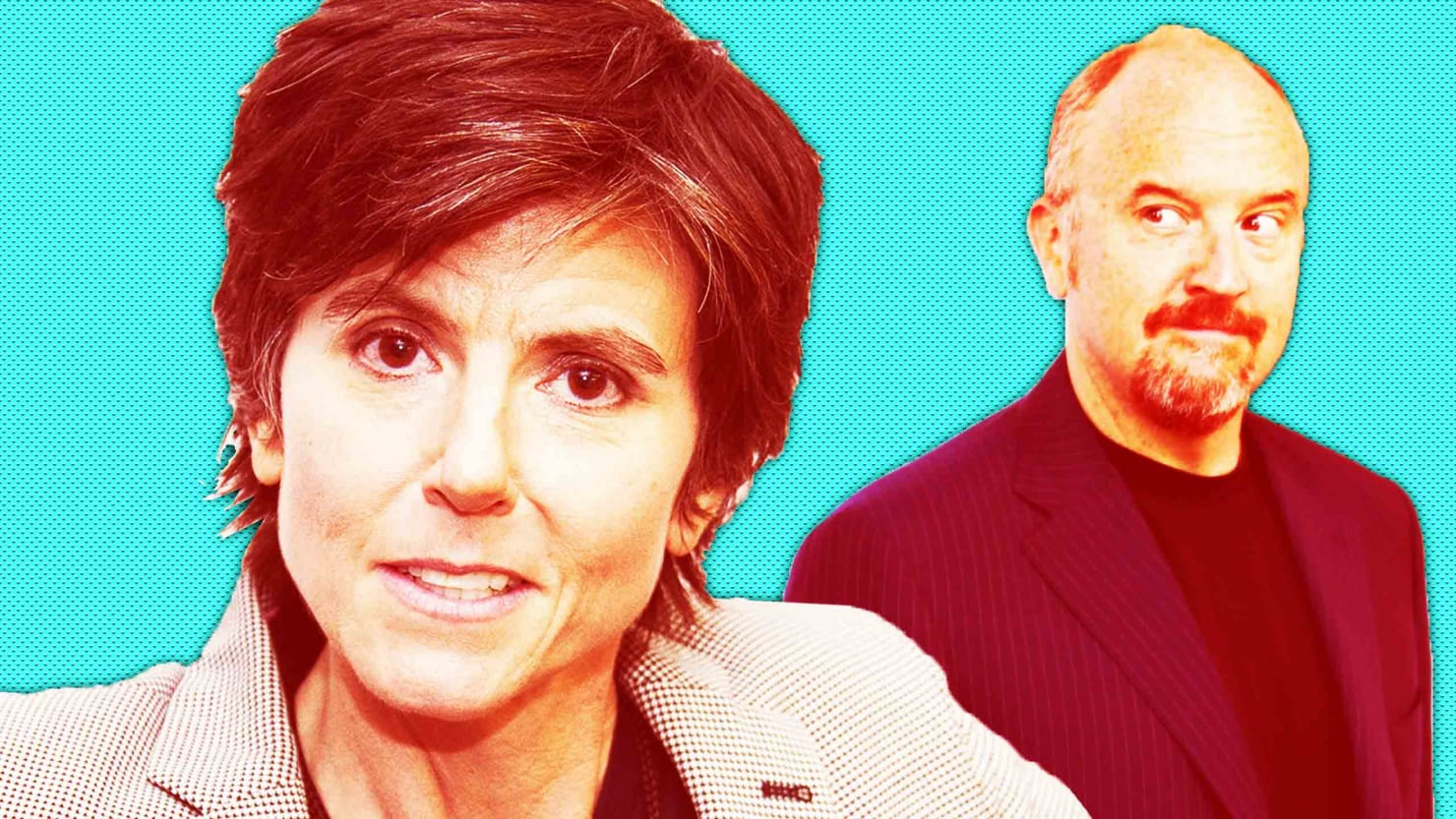 Tig Notaro: Louis CK has to Handle Sexual Misconduct Rumors