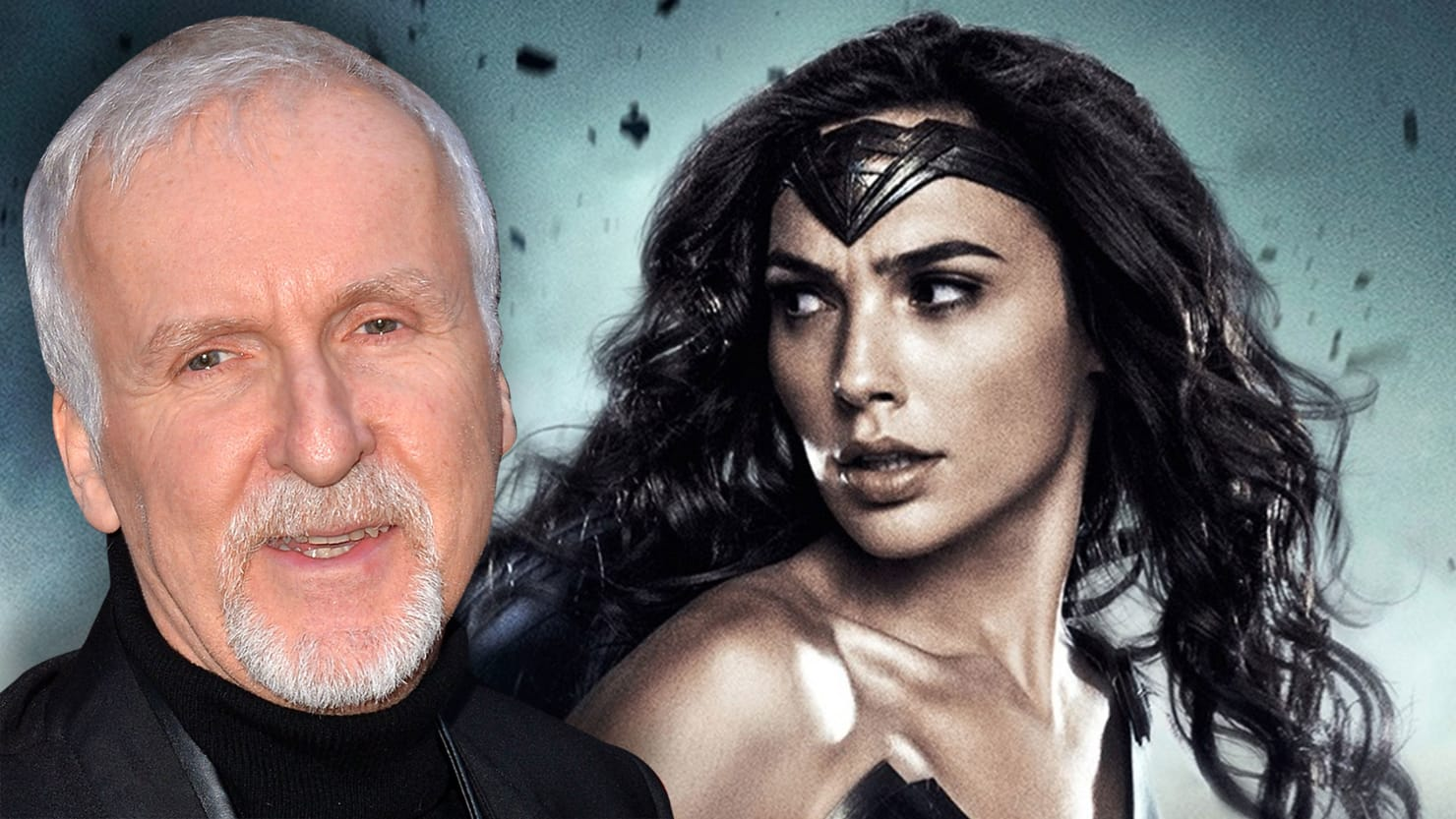 We Need to Talk About James Cameron's Foolish 'Wonder Woman' Slander