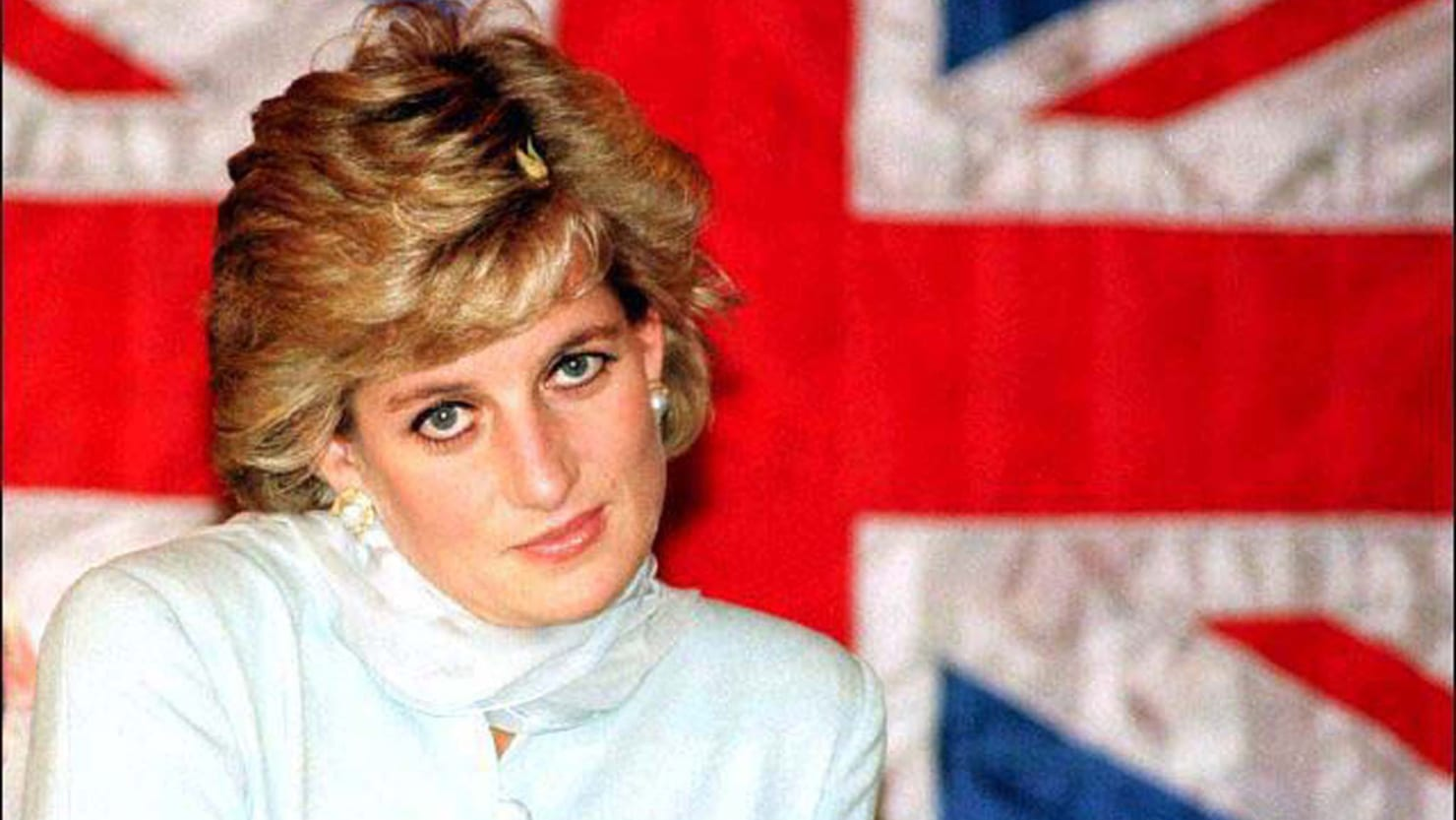 Princess Diana Still Rules Buckingham Palace