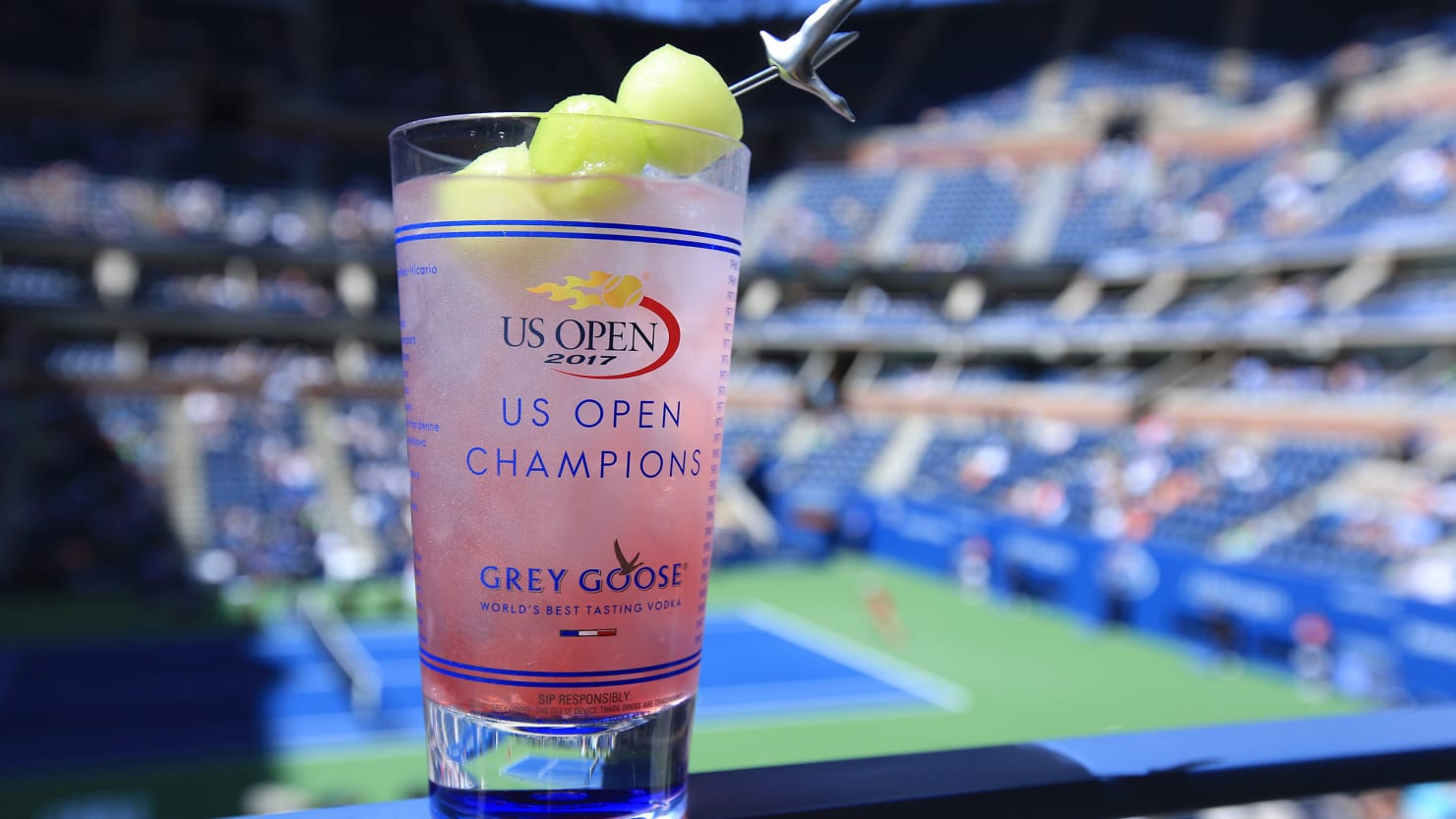 The Culinary Aces of the US Open