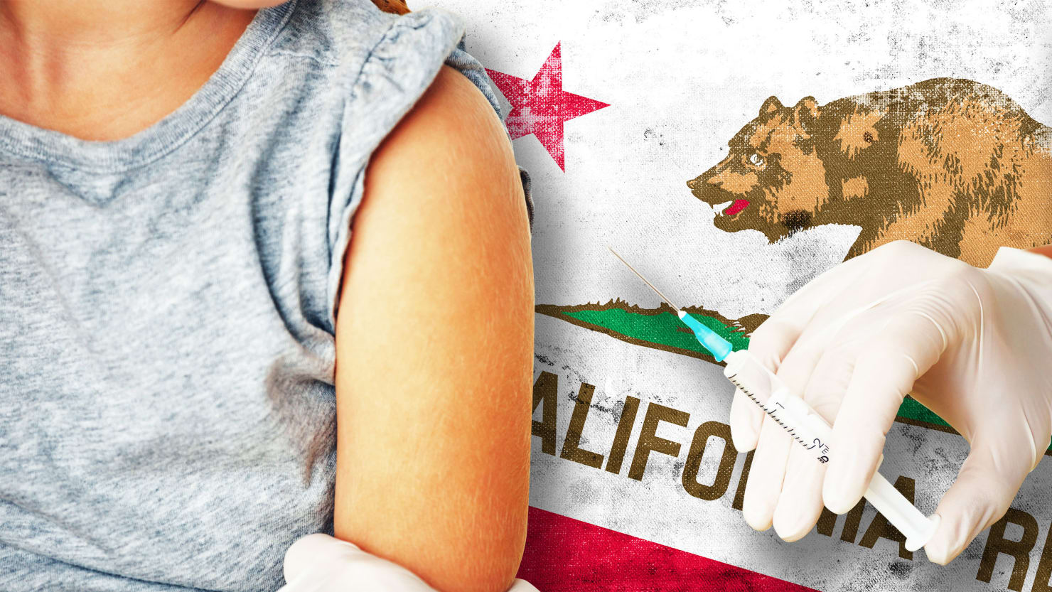 Who's Cheating California's Tough New Vaccine System?
