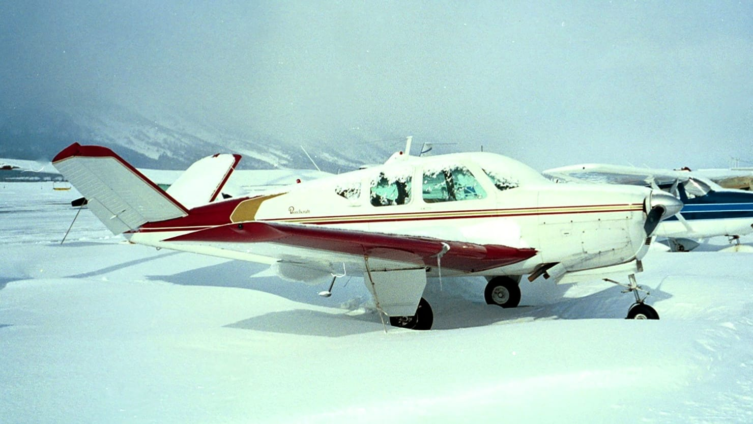Snow Fall: The Plane Went Down With His Wife, His Kid... and a Secret
