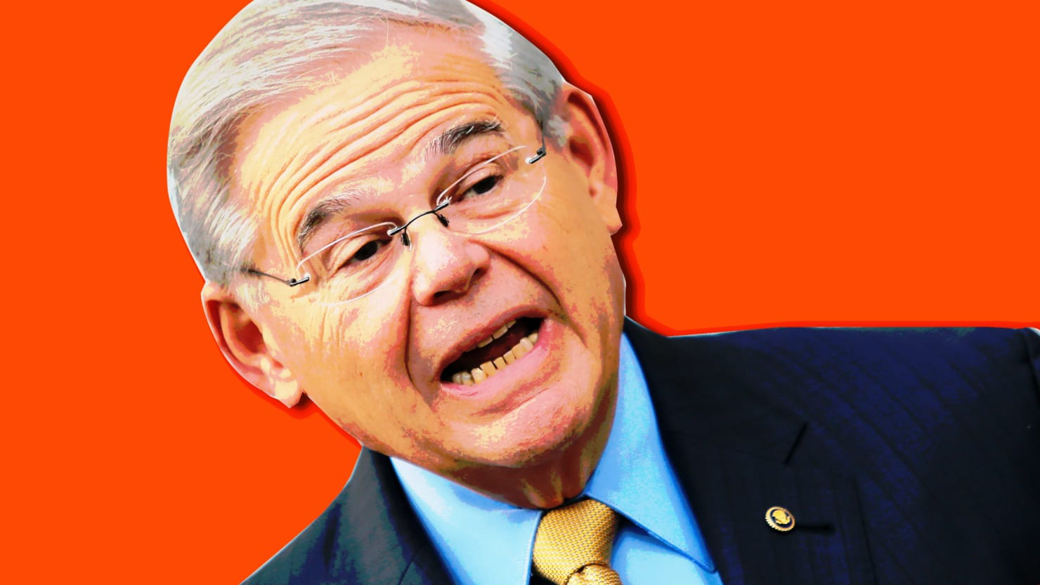 If Robert Menendez is convicted, it could mean the end of Obamacare.