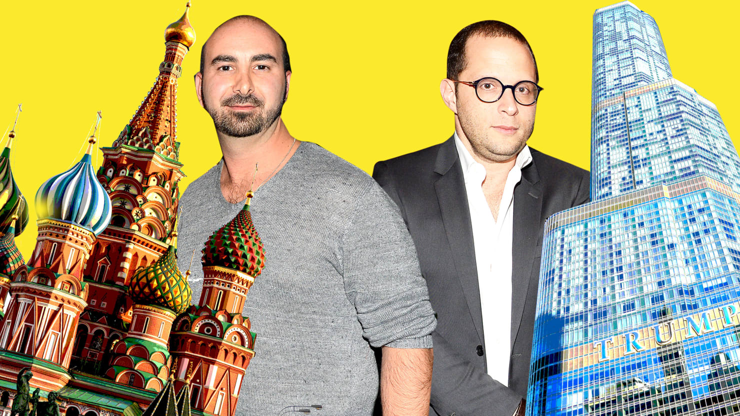 The Characters Who Tried to Make 'Trump Tower Moscow' a Reality