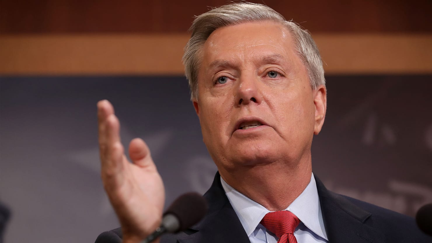 An attempt to buy off a key vote would have been a remarkable reversal for Sen. Lindsey Graham (R-S.C.) one of the bill's authors.