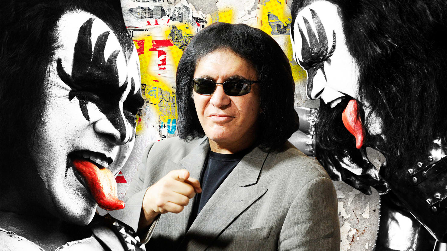 Fired Celebrity Apprentice Gene Simmons | OK! Magazine