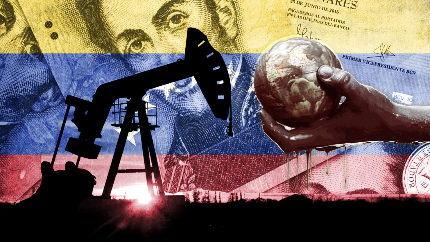 It's Time to Cut Off Venezuelas Black Gold