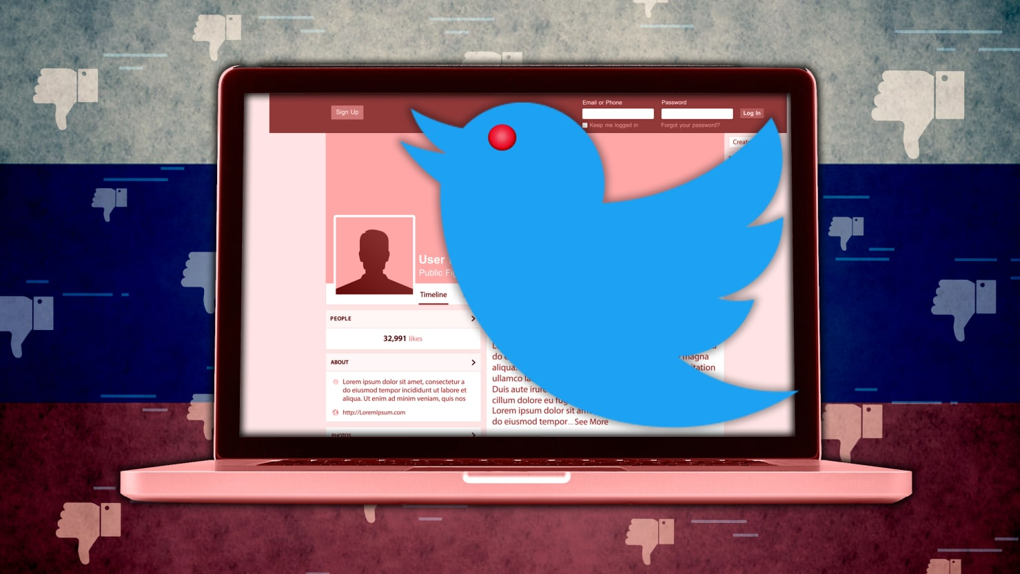 Twitter Russia Linked Facebook Propagandists Also Used Our Platform