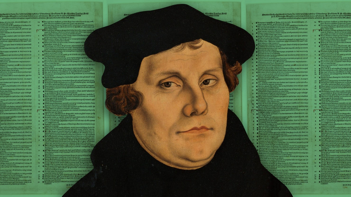 500 Years After Martin Luther Does The Protestant Reformation Still