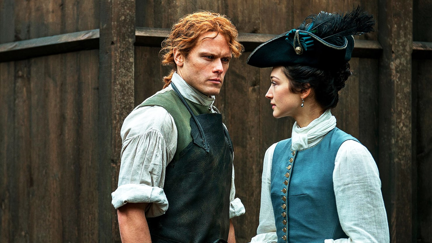 House Tv Series Outlander Gets Right What Game Of Thrones Got Wrong