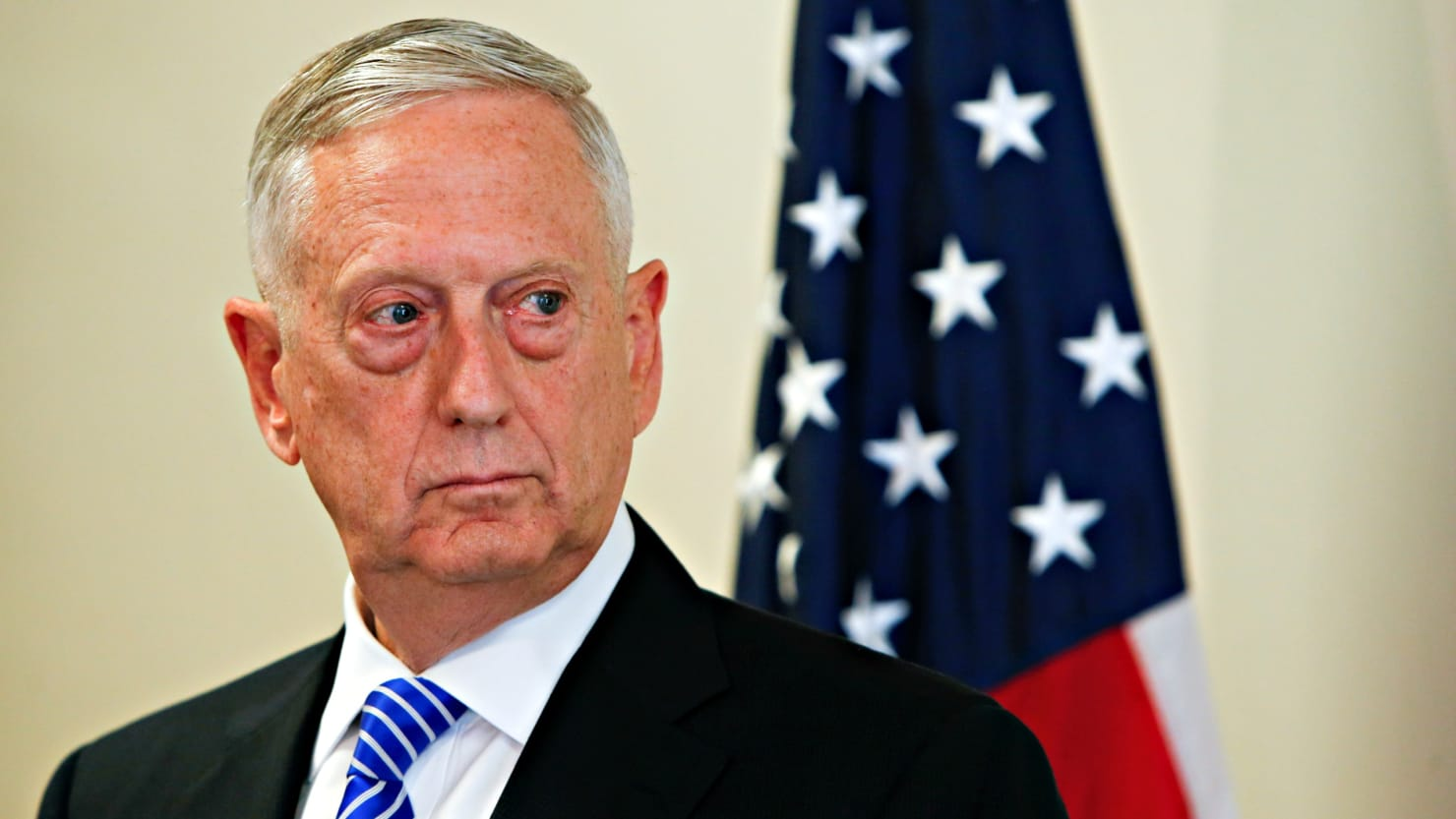 Sec. Mattis: Stay in Iran deal