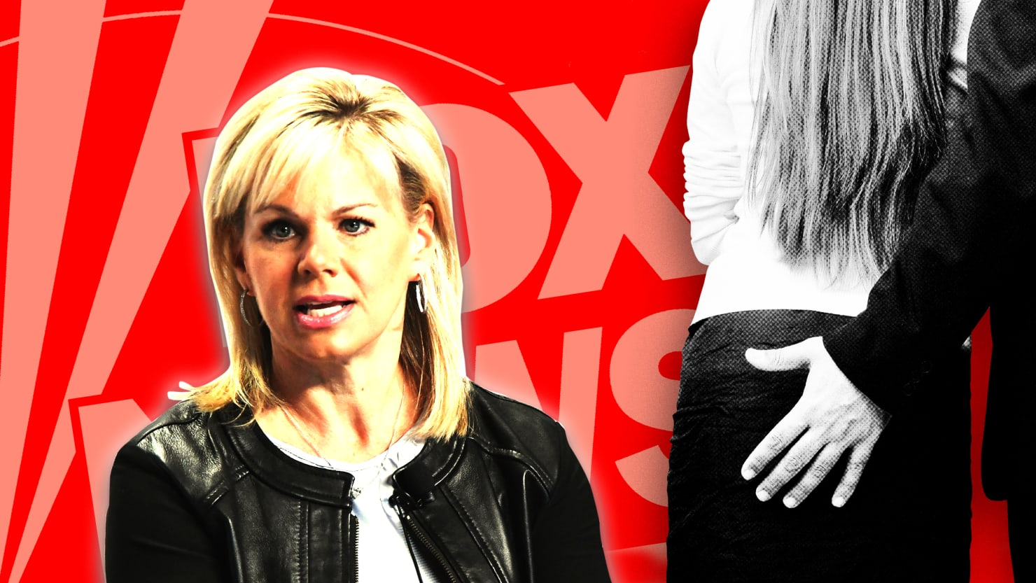 Gretchen Carlson: How President Trump Became Sexual Harasser in Chief