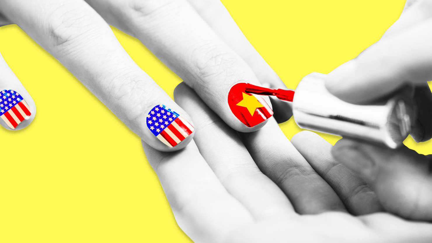 The Nail Diaspora How Manicures Transformed Vietnamese Wiring Board Immigrant Experience In America
