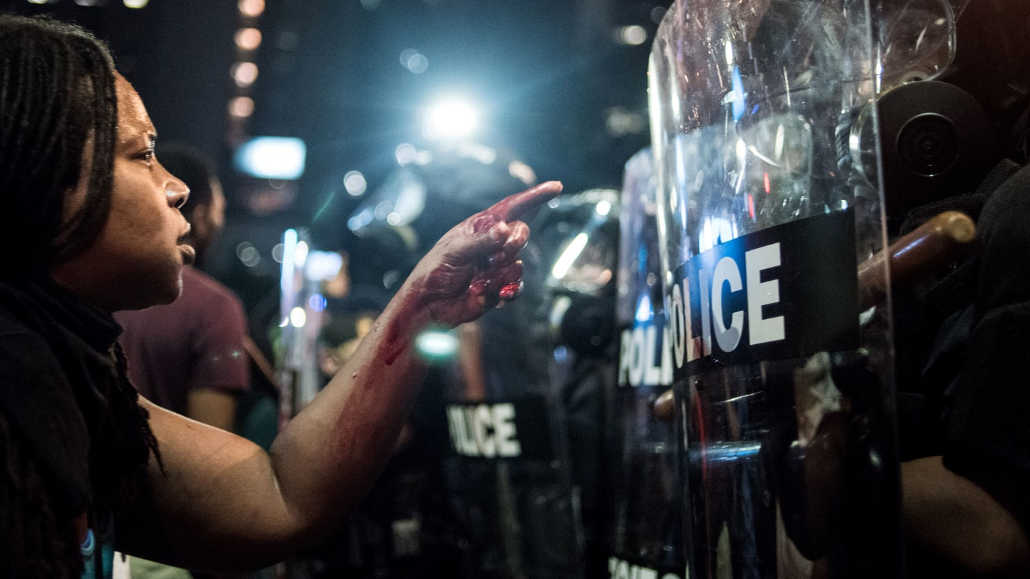 who does police brutality affect the most