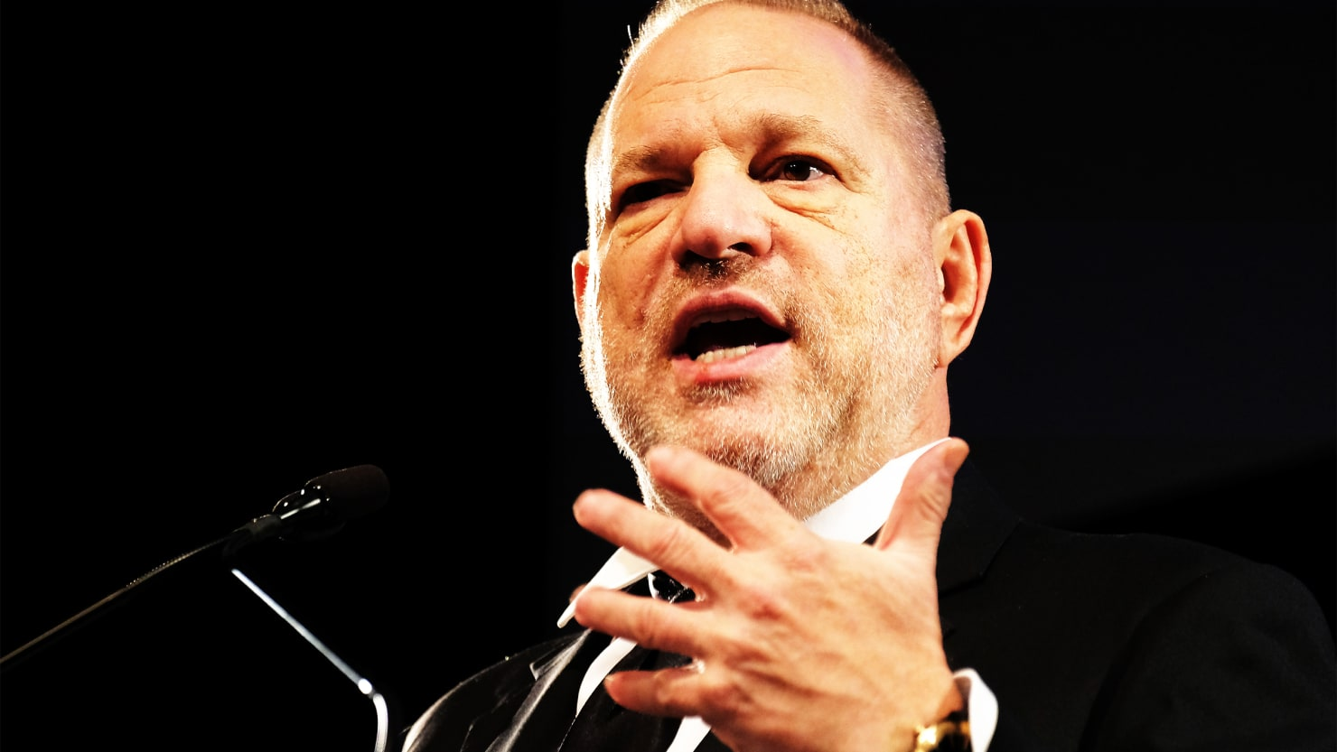 Harvey Weinstein Begged Hollywood Buddies to Write Letters to Save His Job