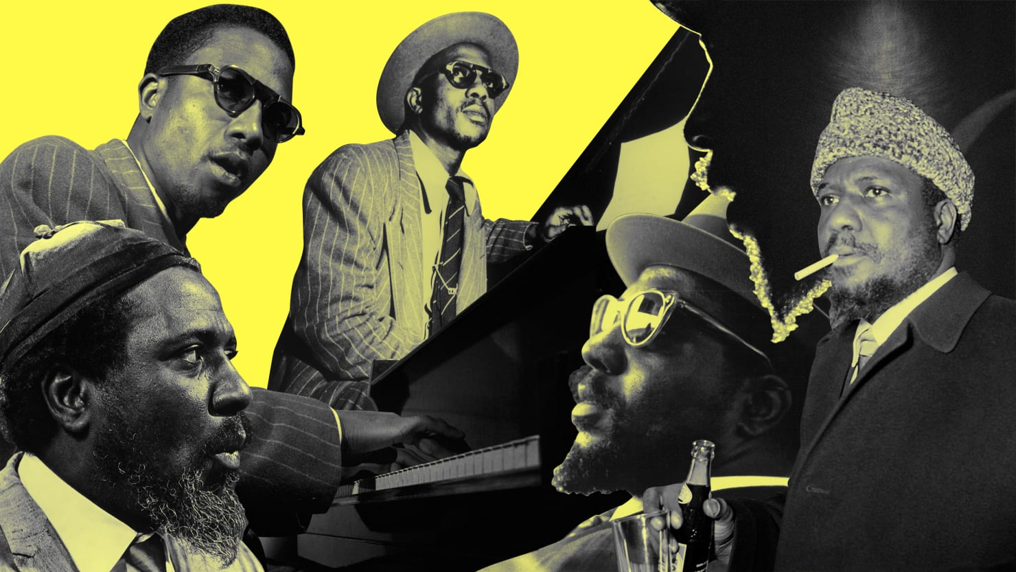 Thelonious Monk Will Change Your Life, Even From the Grave
