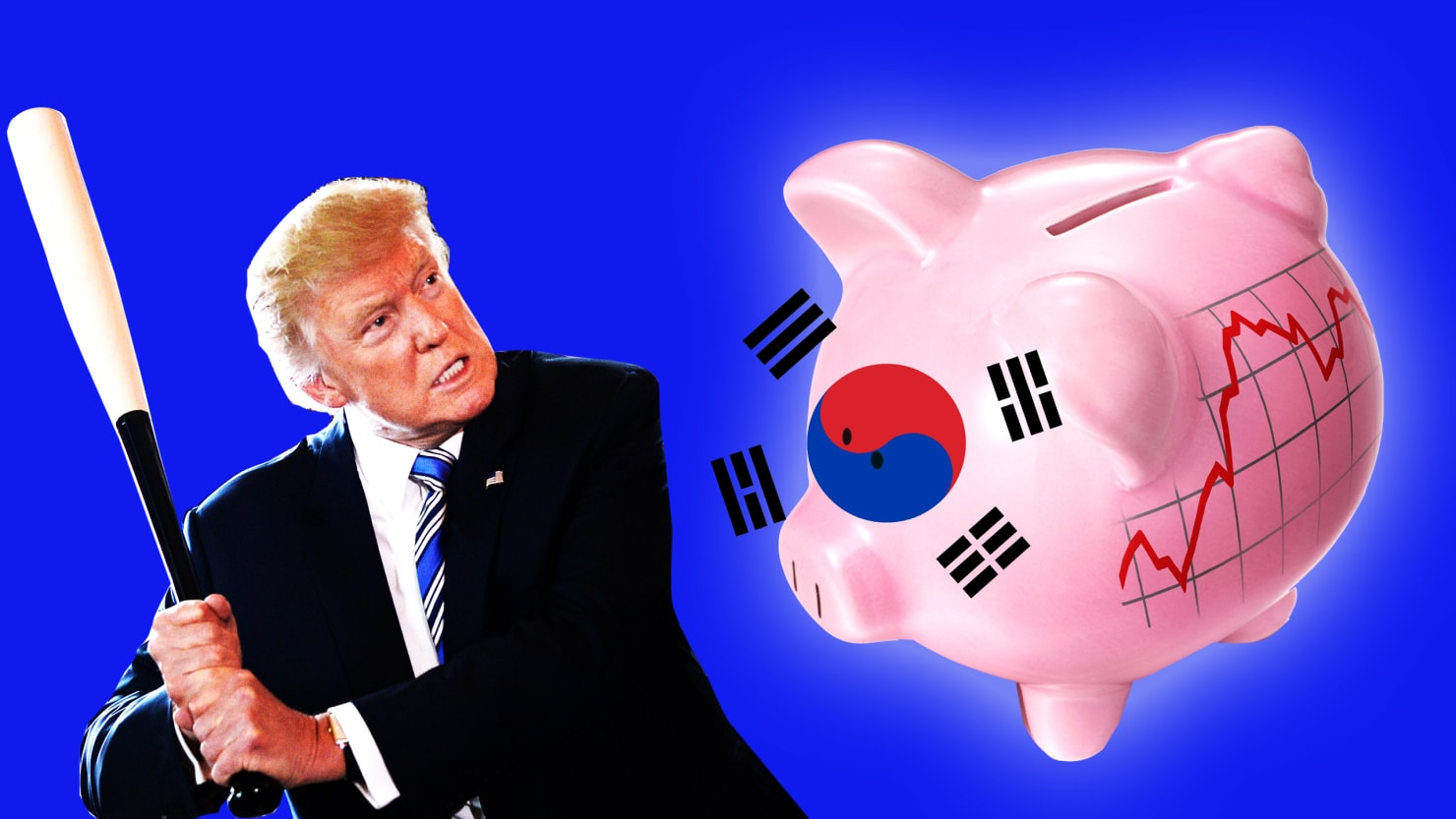 Inside the Meeting That Suddenly Convinced Donald Trump to Shiv the South Korea Trade Deal