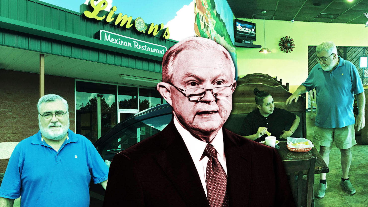 An Immigrant Oasis Flourishes in Jeff Sessions' Alabama
