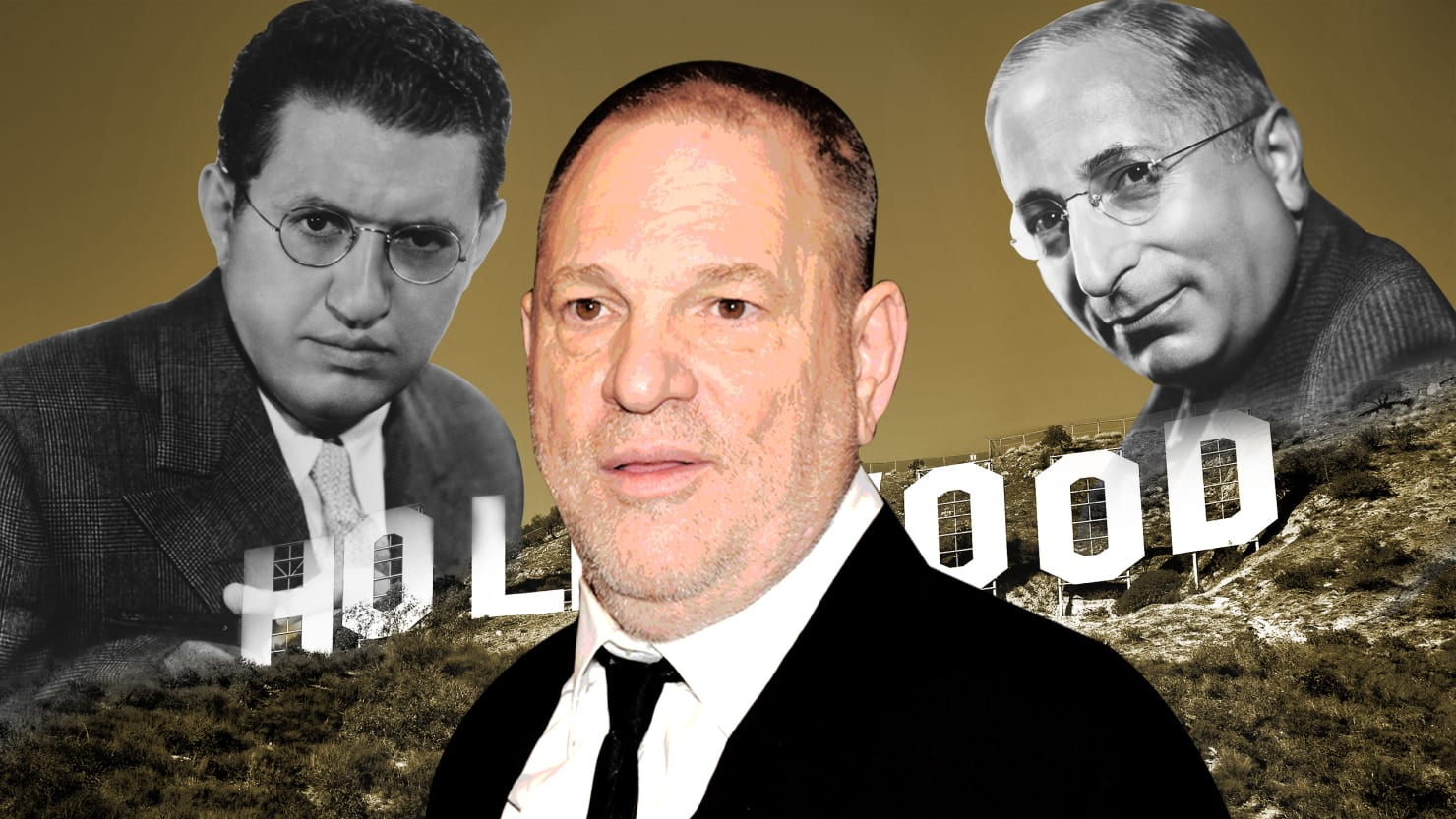 Hollywood's Heinous 'Casting Couch' Culture That Enabled Harvey Weinstein