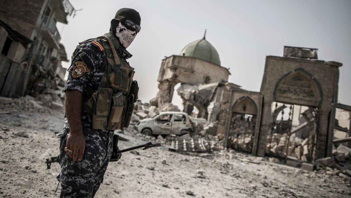 War in Iraq begins