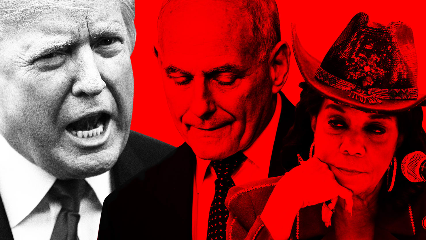 Frederica Wilson vs. Trump and Now John Kelly? Easy—Go With Wilson
