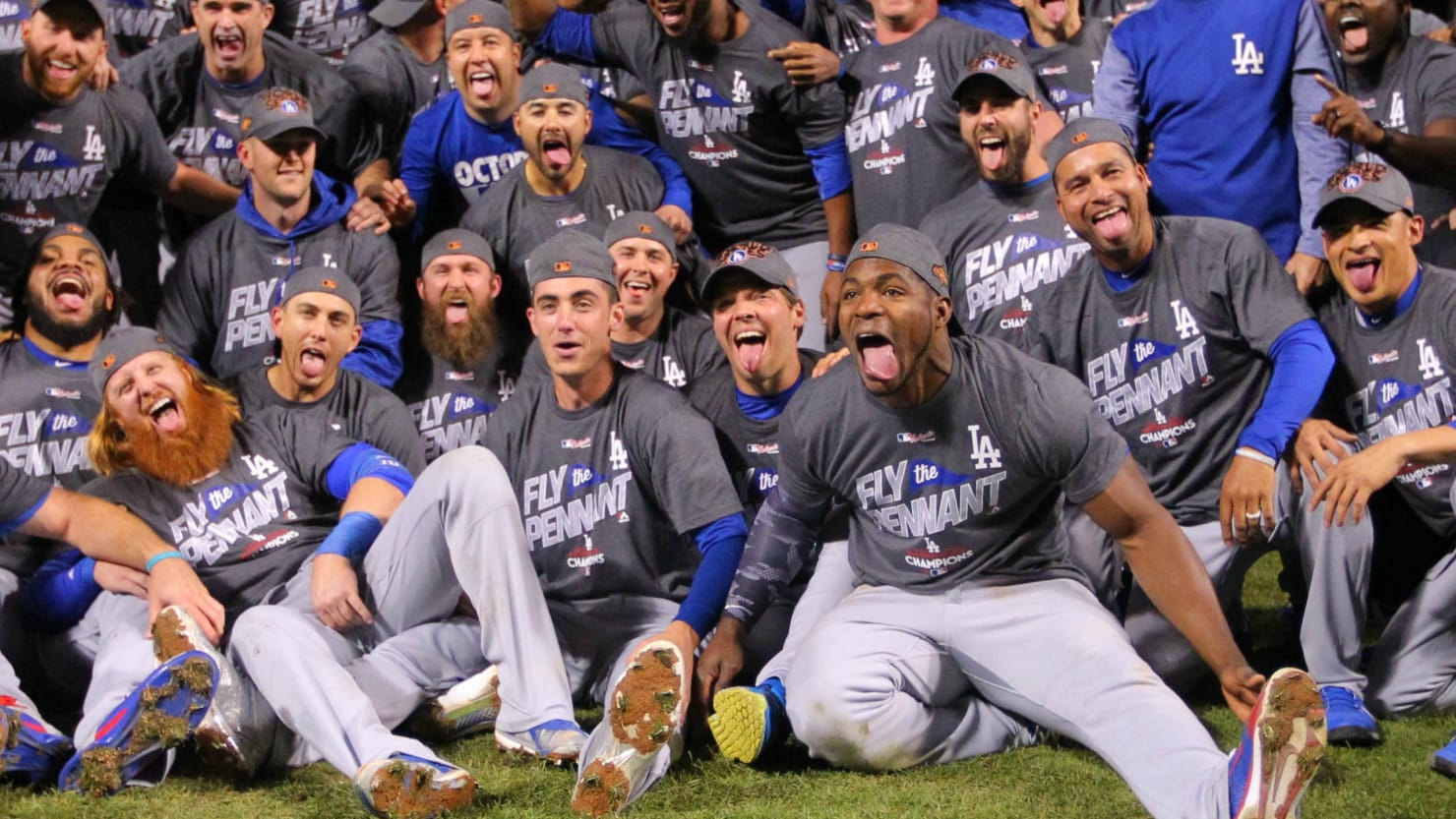 Dodgers Crush the Cubs to Head to the World Series