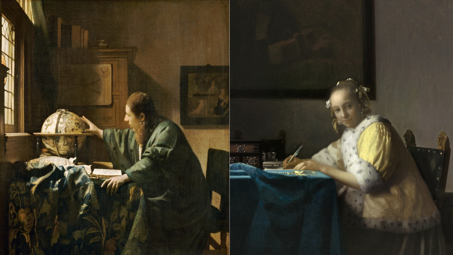 D Painting Exhibition : The dutch masters are back blockbuster vermeer exhibition