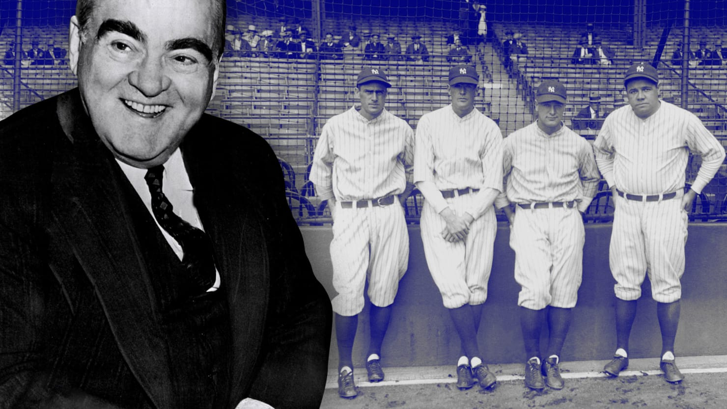 The Man Who Created Yankees' Murderers' Row