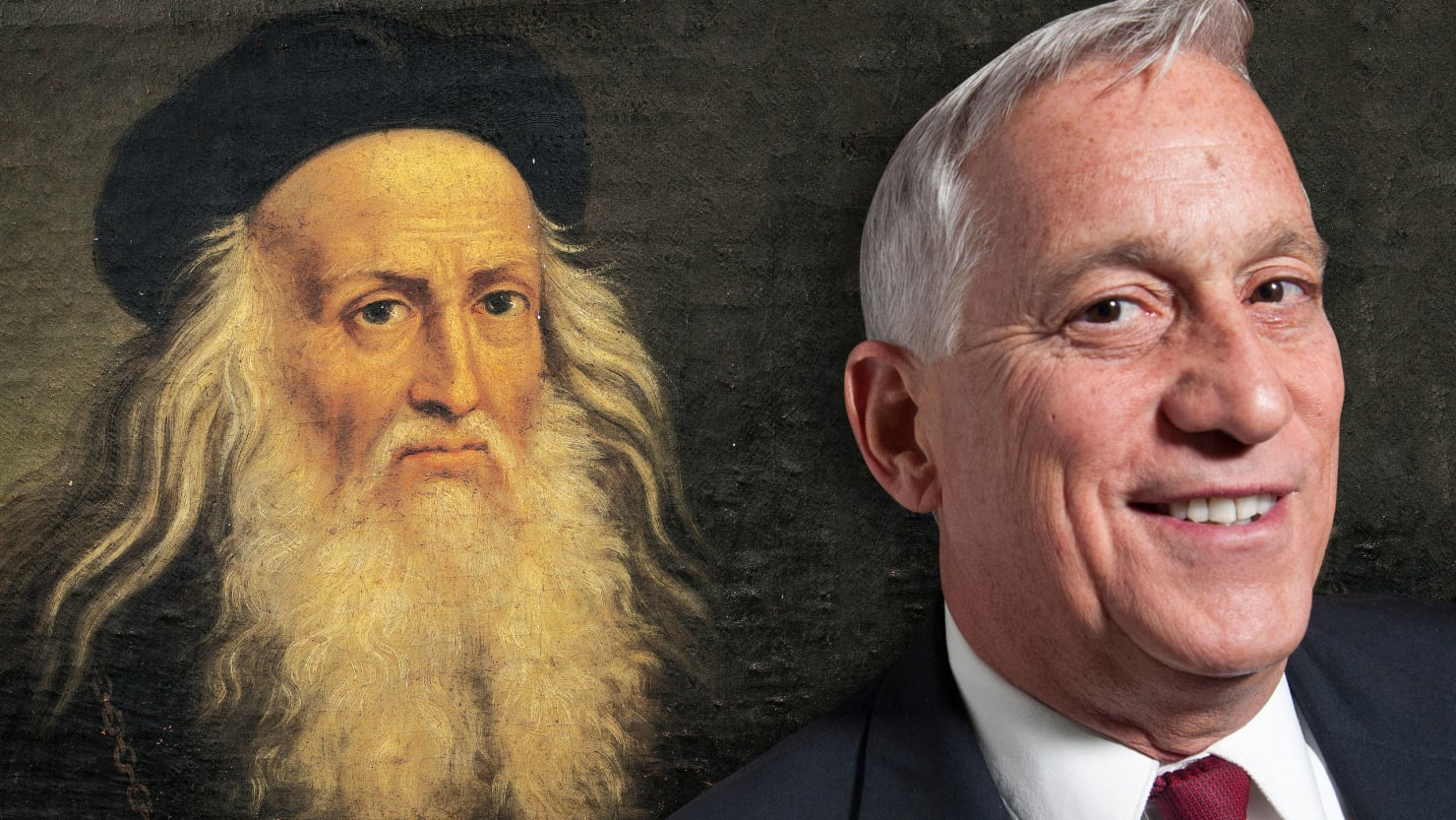 Walter Isaacson Goes Inside the Most Creative Mind in History: Leonardo da Vinci