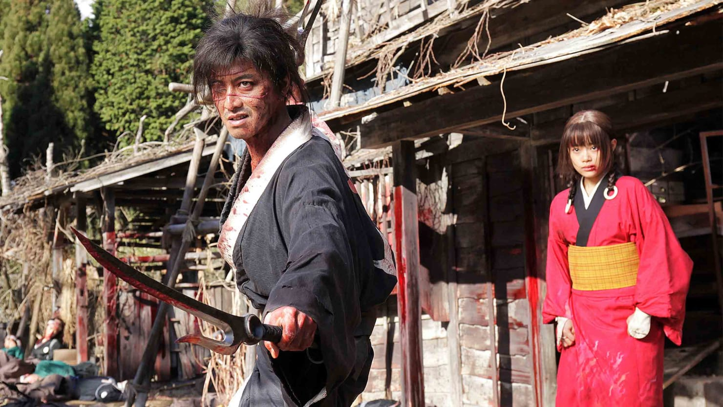 A Japanese Master's Bloody-Awesome Samurai Slasher for the Ages
