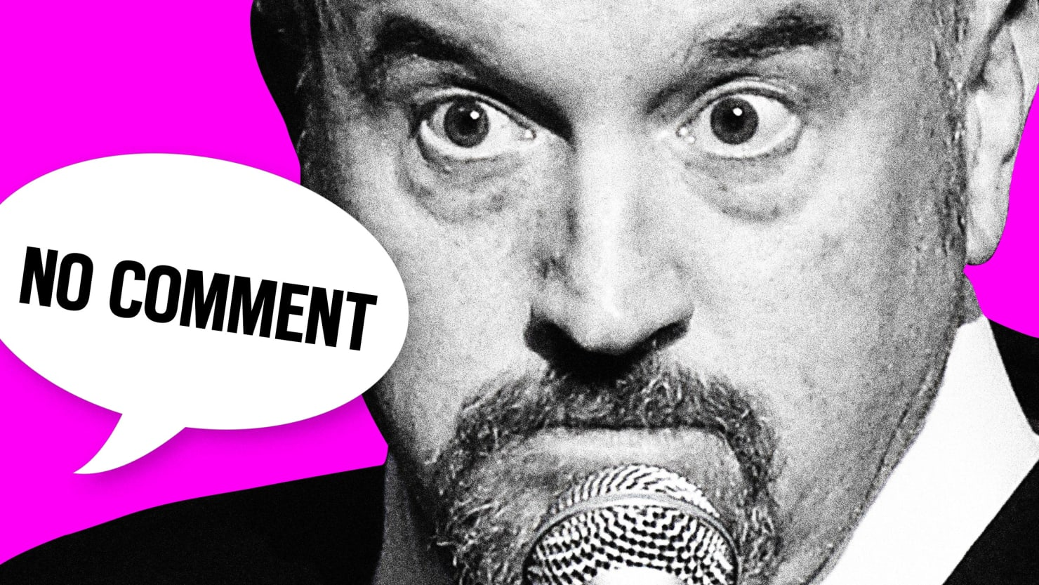 Louis C.K.'s Powerful Army of Celebrity Enablers