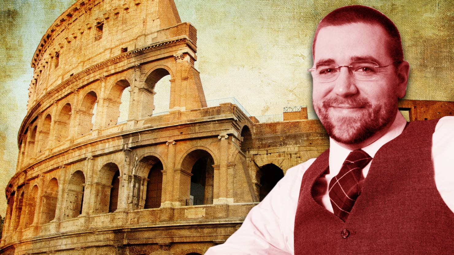 mike duncan made ancient rome into a podcast obsession