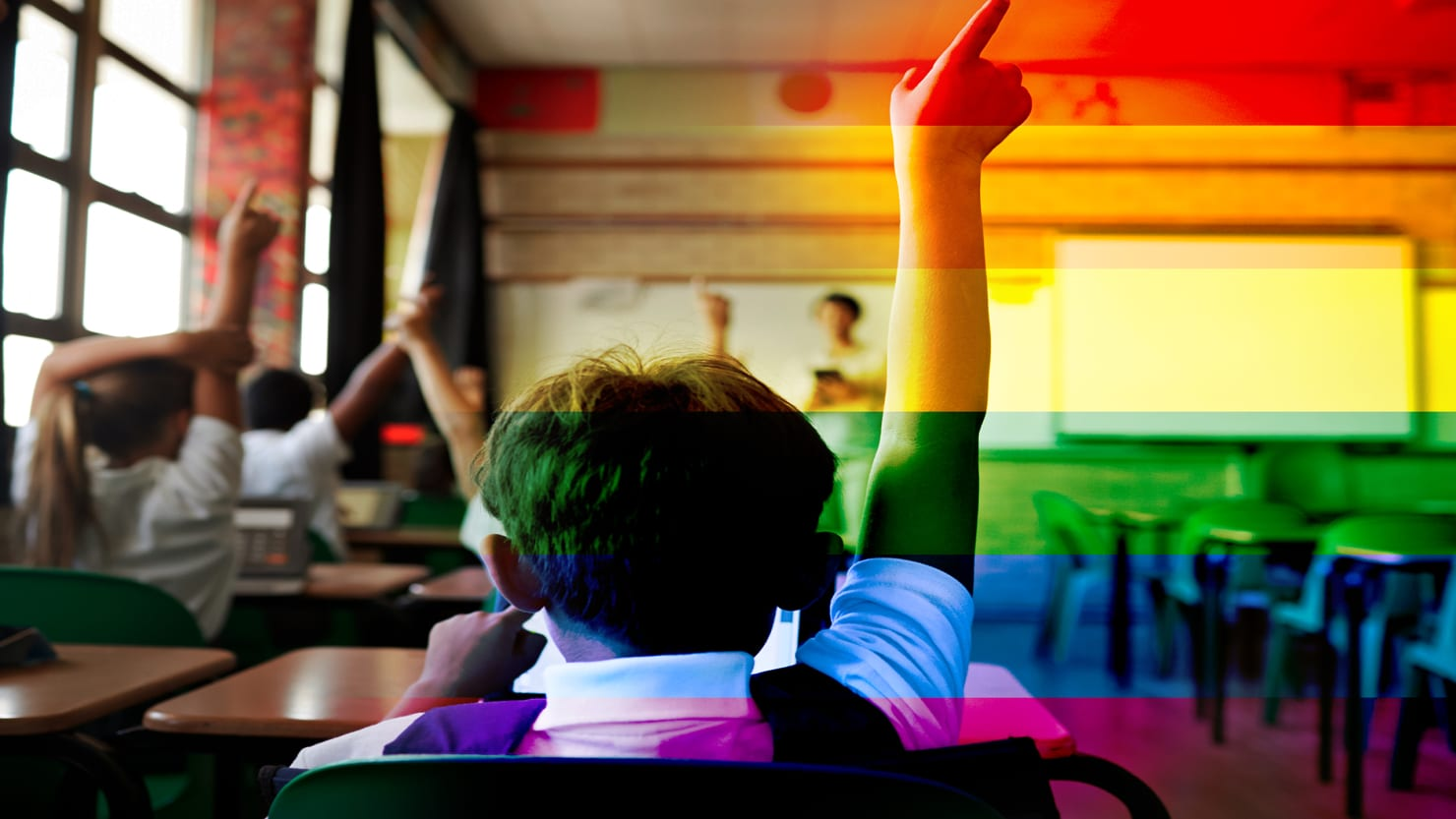 "UN ""Sex Education"" Standards Push LGBT Agenda on 5-Year-Olds"