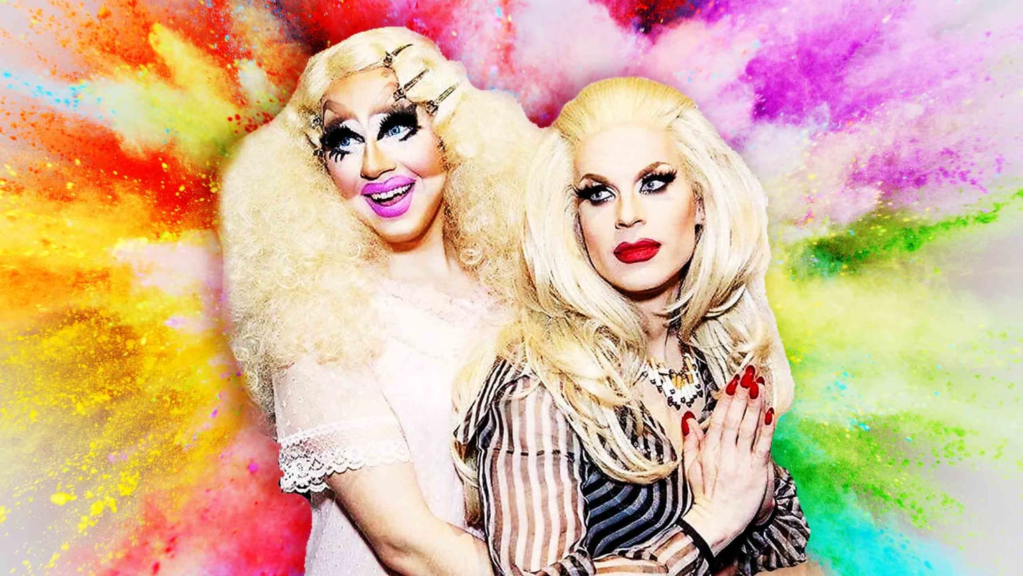 Trixie And Katya Show Tv S Best New Talk Show Hosts Are