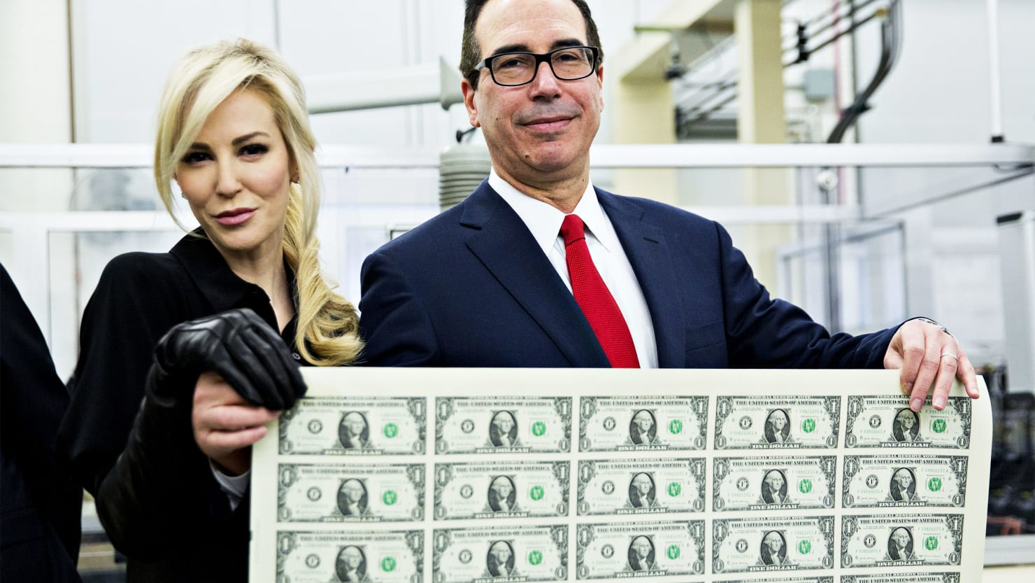In August The Treasury Secretarys Wife Apologized For Mocking A Woman Who Called Out Her Ostentatiousness Today Louise Linton Proved That She Still