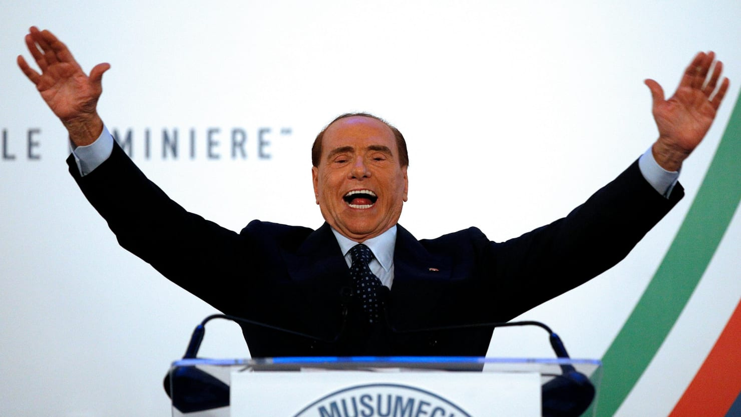 Berlusconis Ex-Wife Ordered To Repay Him 70M In Alimony-7299