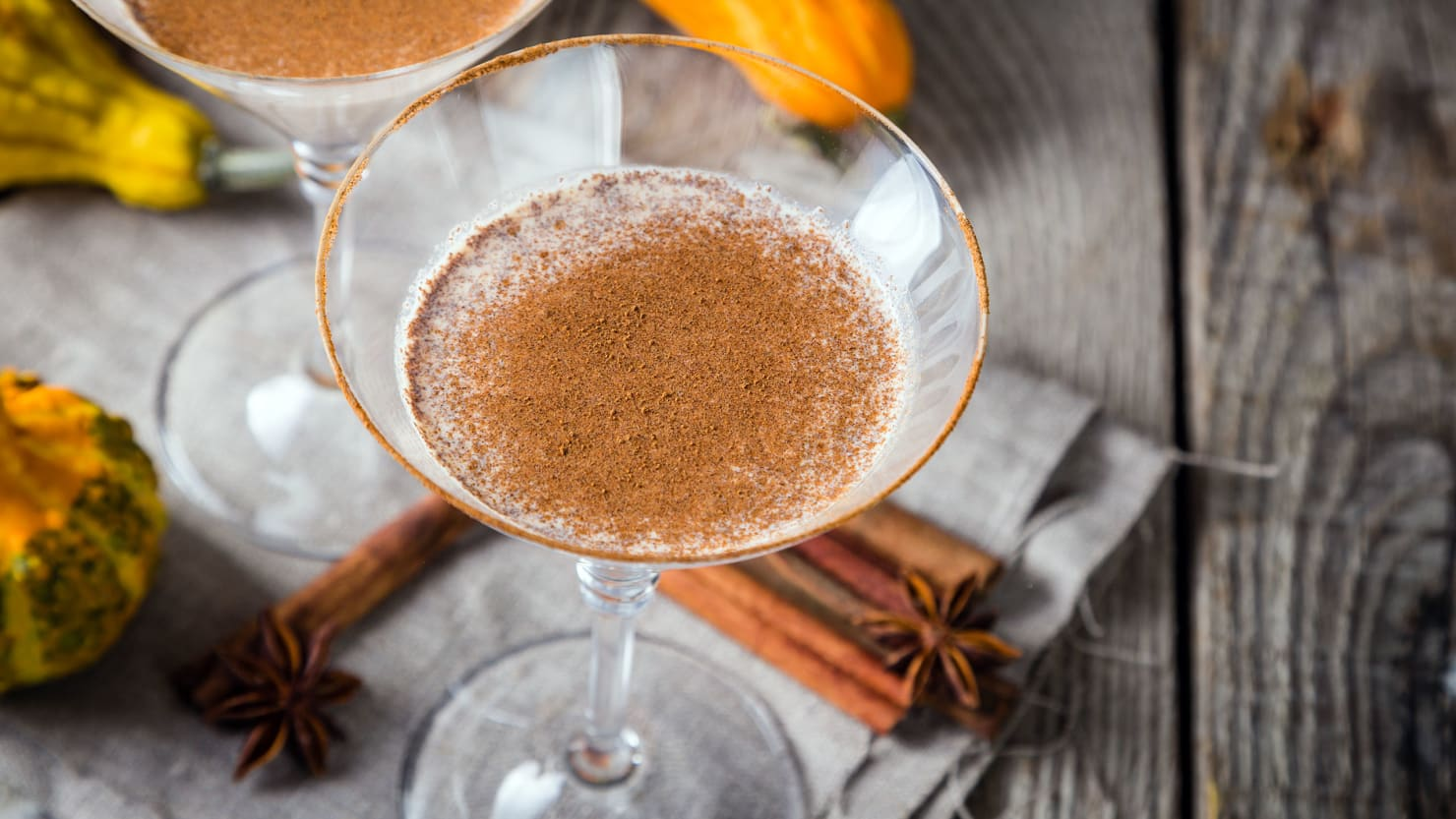 Pairing Thanksgiving With Cocktails