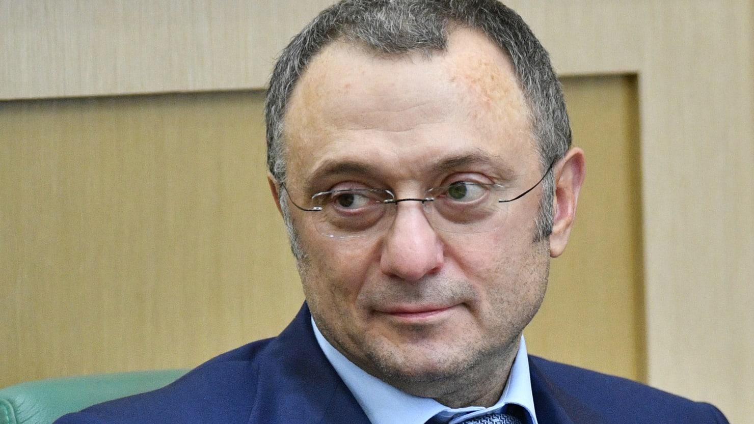 Suleiman Kerimov arrested in France